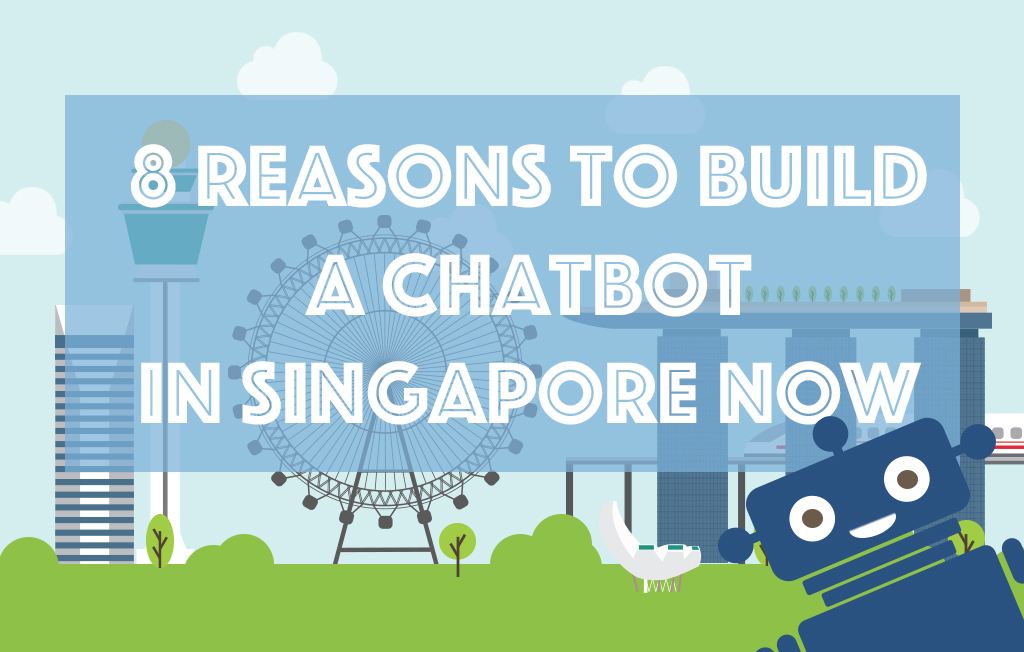 8 Reasons Build Chatbots