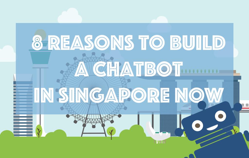 8 Reasons Build Chatbots