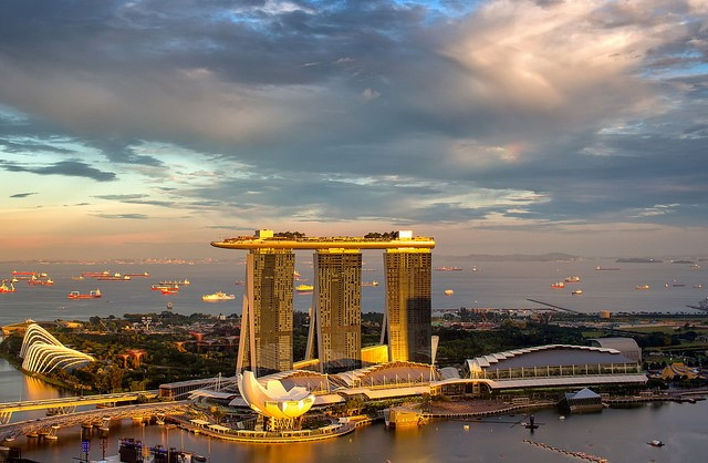 Marina Bay Sands Singapore Chatbot Review